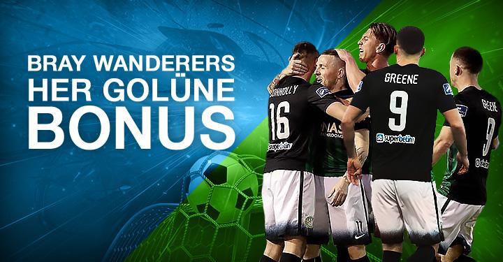 Bray Wanderers Takımı Kazandırmaya Devam Ediyor