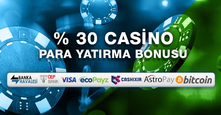 Superbetin %30 Casino Para Yatırma