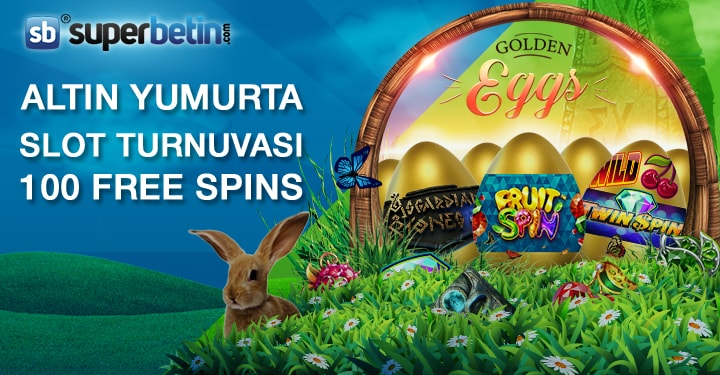 Altın Yumurtalar Slot Turnuvası