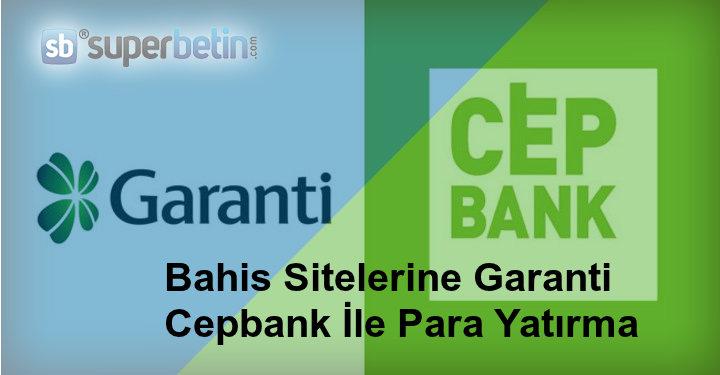 Garanti Cepbank İle Para Yatırma