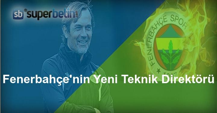 Fenerbahçe'nin Yeni Teknik Direktörü