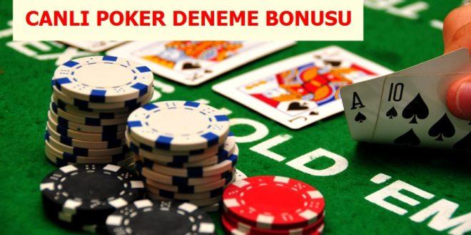 Poker Deneme Bonusu